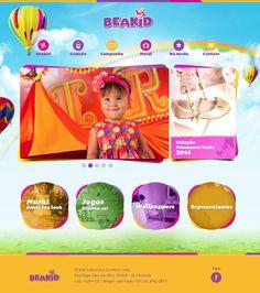 O novo site da BEAKID foi produzido pela agência Imidiata Comunicação. Reformulado, alegre e fácil de manusear!