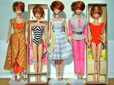 Barbie Fashion Icon of the - Fiery Redheads! - A site to showcase collections of Vintage Barbie dolls and fashions. Vintage Redhead, Fiery Redhead, Jill Valentine, Vintage Barbie Dolls, Lip Colors, Redheads, Style Icons, Two Piece Skirt Set, Celebrities