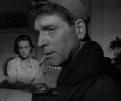 Burt Lancaster - I love his train hat!