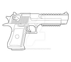 drawing of a rifle tattoos in 2019