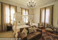 BloemhofKaroo Farmstay, near Richmond - Karoo Space Farm Stay, Cape Town, Places To Go, Curtains, Space, Luxury, Bed, Furniture, Home Decor