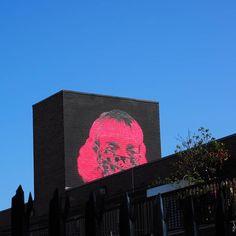 David Speed in Shoreditch, London, 2020 Street Art London, Cosmos, Graffiti, Horror, David, Painting, Painting Art, Paintings, Painted Canvas
