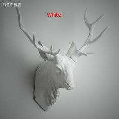 escultura de reno - Buscar con Google