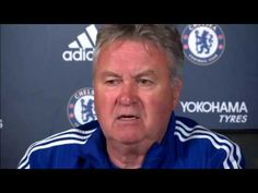 Chelsea's Hiddink backs on cjn news