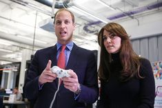 Kate Middleton Photos Photos - Prince William, Duke of Cambridge and Catherine, Duchess of Cambridge are seen during their visit to Abertay University as part of an away day to the Scottish City on October 23, 2015 in Dundee, Scotland. They met the winners of a UK-wide BAFTA game design competition for 10 to18 year-olds. - The Duke and Duchess of Cambridge Visit Dundee