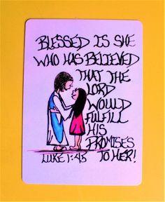 Mini scripture doodle bible memory verse of spiritual gifts mini scripture doodle bible memory verse card of negle Choice Image