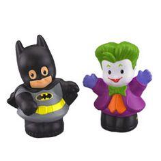Little People DC Superfriends