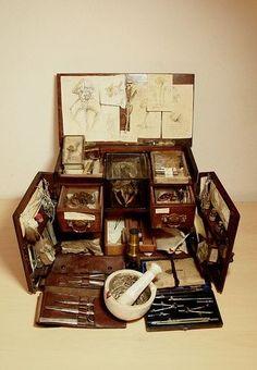 Herbalist Traveling Kit