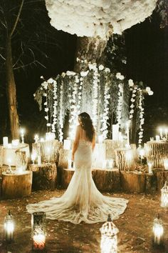 Stephanie Sorenson is killing it with these ambiently lit bridal portraits