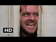 Here's Johnny! - The Shining (5/5) Movie CLIP (1980) HD - YouTube