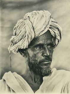 Portraits of elderly men SOMALIA - ERITREA - 1936