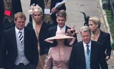 Prince George's names are shared by Diana's nephews