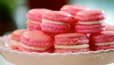 When Julia Baker lived in Paris, she made macaron tasting her hobby. She got a map of the city and went to every pastry shop and tasted macarons. Now she brings her perfected recipe home to you so you can make these delectable treats...
