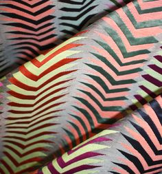 Congo Fabric by Margo Selby - Tribal Collection