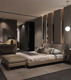 Whispered luxury master bedroom ideas glamour romantic secrets -. Bedroom Bed, Home Decor Bedroom, Bedroom Ideas, Bedroom Furniture, Bed Room, Budget Bedroom, Bedroom Ceiling, Bedroom Wardrobe, Kids Bedroom