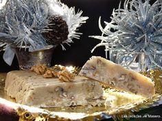 10 turrones distintos para endulzar la navidad White Christmas, Christmas Time, Spanish Food, Chocolate, Corporate Gifts, Flan, Coconut Flakes, Biscotti, Camembert Cheese
