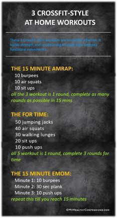 WORKOUTS: AMRAP, FOR TIME AND EMOM I am part of Crossfit since last couple of months. So I can totally brag about how incredibly effective it is. It is the hardest and best damn workout ever do. A crazy person like Fitness Workouts, Amrap Workout, Fitness Humor, Cardio Workouts, Outdoor Workouts, Fitness For Men, Best Hiit Workouts Fat Burning, Box Jump Workout, Murph Workout