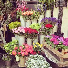 Sundays are for shopping! #libertylondon #love #summer - Thanks to @candi_allan! #libertygardenparty