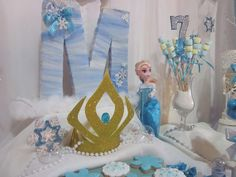 Frozen (Disney) Birthday Party Ideas | Photo 35 of 56