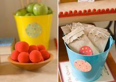 Clown School Guest Dessert Feature | Amy Atlas Events