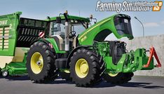 Mod agricultural John Deere 8020 Series by for John Deere Accessories, Tire Tracks, Michelin Tires, Power Wheels, John Deere Tractors, Farming, Ps4, Lego, Tractor