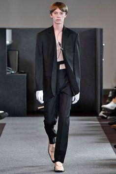 Xander Zhou Spring/Summer 2018 Menswear Collection | British Vogue