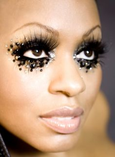 R and B Singer Ultra Naté knows how to sparkle with an awesome mix of crystals!