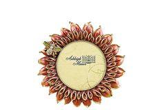 For my love of sunflowers!    Sunflower Frame w/ Bee, 3x3 on OneKingsLane.com