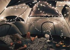 The Backyard Camping Date is a best method to trip to the outdoors, but still be close to home. Establish a tent right in your backyard or living . Sleepover Room, Fun Sleepover Ideas, Trampolines, Romantic Surprises For Him, Camping Date, Camping Ideas, Zelt Camping, Cute Date Ideas, Dream Dates