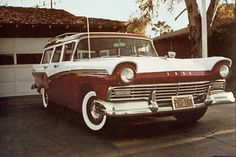 1950's Page 2 Faithful station wagon racked up miles of memories (reminisce.com)