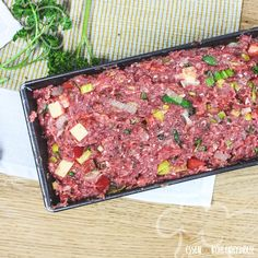 ᐅ Low-Carb Hackbraten - 😍 Low-Carb Rezepte - Essen ohne Kohlenhydrate Fi. - ᐅ Low-Carb Hackbraten – 😍 Low-Carb Rezepte – Essen ohne Kohlenhydrate First of all, the - Low Carb Meatloaf, Meatloaf Recipes, Pork Recipes, Paleo Recipes, Low Carb Recipes, Healthy Eating Tips, Healthy Snacks, Law Carb, Meat Loaf