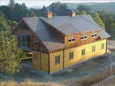 1000 images about barn pros barns on pinterest barns for Pre engineered garage