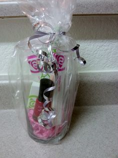 Hey Lady's the Holiday season is coming up and I have great Mary Kay gifts for purchase or you can contact me and I can make you a custom Mary Kay gift with any products from my website. Www.MaryKay.com/Victoria_Jones This MaryKay gift is $20 and includes our new baked ocean view eye trio, pretty pink lip crayon, lip gloss, red nail polish and a nail file.