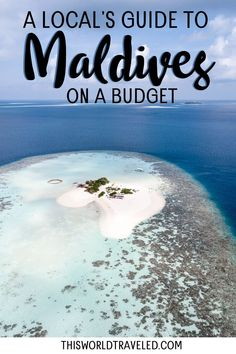 Planning a trip to the Maldives or dreaming of visiting. This post has everything you need to know about visiting the Maldives on a budget with tips from a local Maldivian! Find out how to get there, which island to visit, the best time of year to go and more! Maldives on a budget | where to go in the maldives #maldivesislands #maldives | best time to go to maldives | how to get to the maldives | what to do in the maldives | maldives on a budget | affordable maldives Amazing Destinations, Travel Destinations, Maldives Travel, South Pacific, Africa Travel, Travel Couple, Summer Travel, Where To Go, Places To Travel