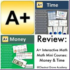 Review: A  Interactive Math, Math Mini Courses (TOS Review)