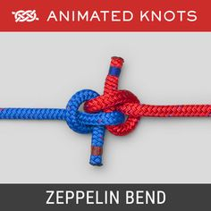 Animated Knots is the world's leading site for learning how to tie knots of any kind. From Boating Knots, Fishing Knots and Climbing Knots to how to tie a Tie, or even Surgical Knots — we've got it covered. Paracord Knots, Rope Knots, Scout Knots, Sailing Knots, Survival Knots, Survival Skills, Survival Prepping, Survival Gear, Best Knots