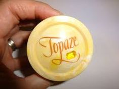 Avon's Topaz - Mam was never without it.