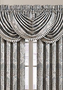 J Queen New York Dimitri Waterfall Valance Waterfall Valance