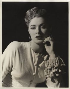 Eleanor Parker, (the Baroness from The Sound of Music)