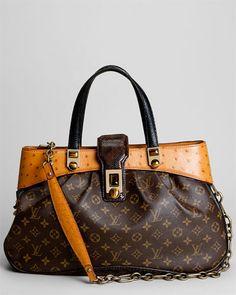 Louis Vuitton Monogram Canvas Oskar Waltz Handbag