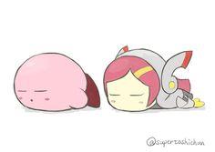 だらしないスージーを描きたかった。   Kirby   Know Your Meme