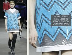 Thermal Colour Change at Alexander Wang | The Cutting Class. Alexander Wang, AW14, New York, Image 7.