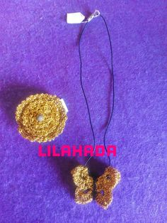 Collar y broche Crochet Earrings, Jewelry, Fashion, Ganchillo, Hipster Stuff, Jewlery, Moda, Jewels, La Mode