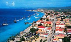 Kralendijk is the picturesque capital of Bonaire