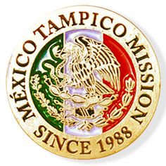 México Tampico LDS Mission Pin