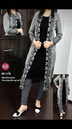 Melhores 12 Para fazer ping me 9000689183 - The Fashion Icon - Gowns Kurti Neck Designs, Dress Neck Designs, Stylish Dress Designs, Kurta Designs Women, Designs For Dresses, Stylish Dresses, Blouse Designs, Party Wear Indian Dresses, Designer Party Wear Dresses