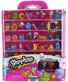 Shopkins Best Sellers From Amazon 2015 - Toy Box Chest