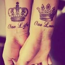 tatuagens de casal que se completam - Pesquisa do Google