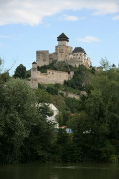 Trencin Castle, Slovakia..I regret not being there during the day to tour the castle. Maybe on my next trip to Slovakia