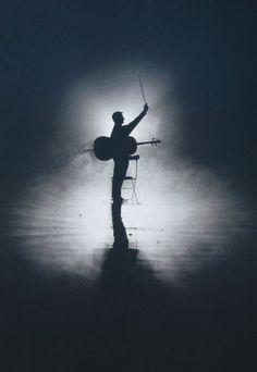 Ballade pour violoncelle et chambre noire – Baquet & Doisneau
